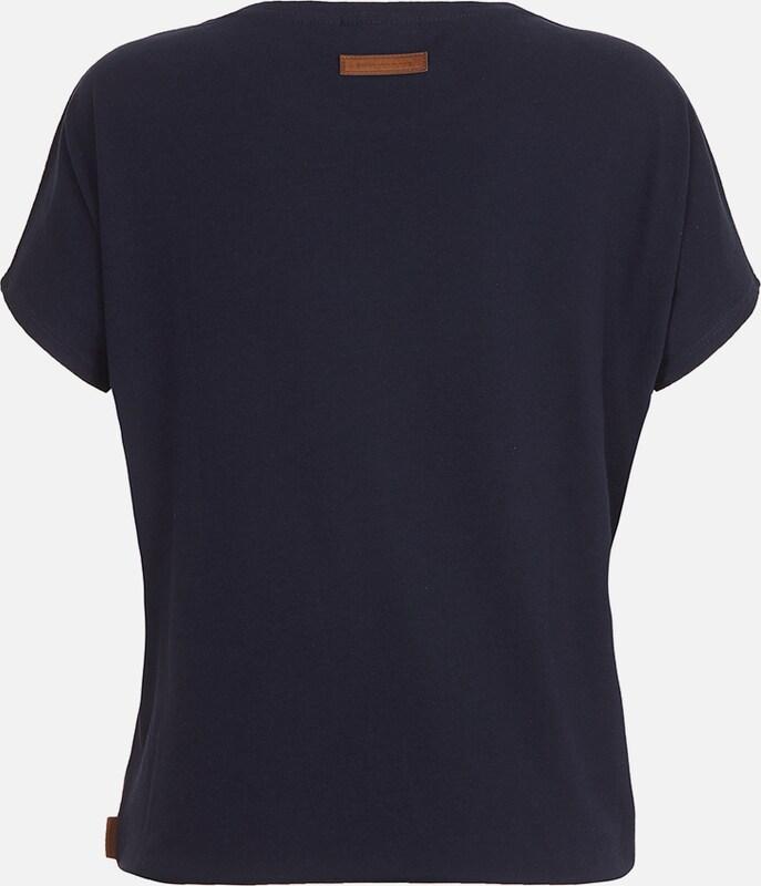 naketano T-Shirt 'Schnella Baustella III'
