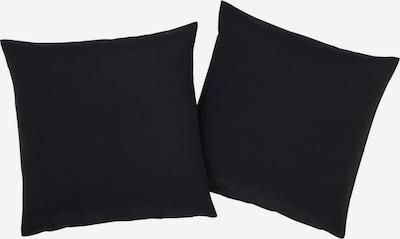 BRUNO BANANI Kissenhüllen 'Lagan' in schwarz, Produktansicht