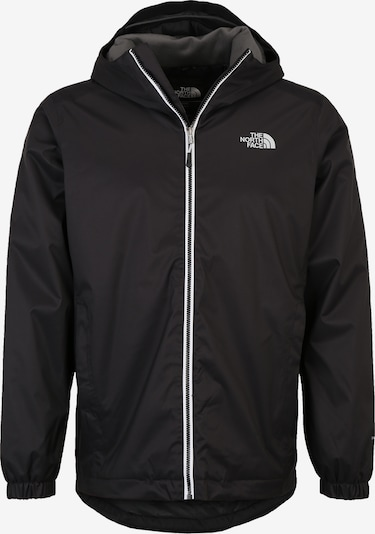 THE NORTH FACE Funktionsjacka 'Quest' i svart, Produktvy
