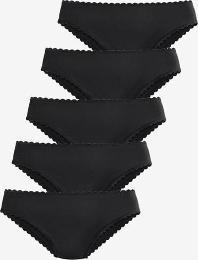 GO IN Microfaserslip (5 Stck.) in schwarz, Produktansicht
