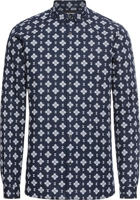 The Kooples Koszula 'PRINTED SHIRT WITH A CLASSIC COLLAR'