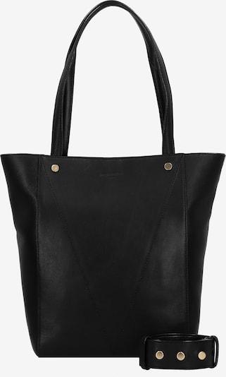 FREDsBRUDER Shopper 'Atelier Fat City' in schwarz, Produktansicht