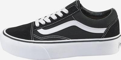 VANS Trampki niskie w kolorze czarny / białym, Podgląd produktu