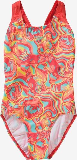 SPEEDO Badeanzug 'WATERMIST' in orange, Produktansicht