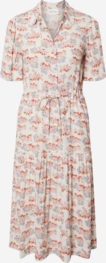 WOOD WOOD Sukienka koszulowa 'Hilde' w kolorze różowy pudrowy / białym, Podgląd produktu