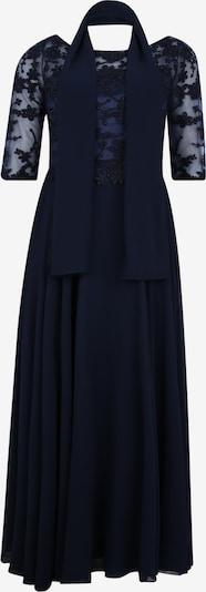 My Mascara Curves Společenské šaty 'EMB SLEEVE' - námořnická modř, Produkt