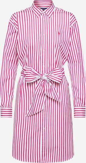 POLO RALPH LAUREN Sommerkleid in pink / weiß, Produktansicht