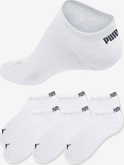PUMA Füßlinge (6 Paar) in weiß, Produktansicht