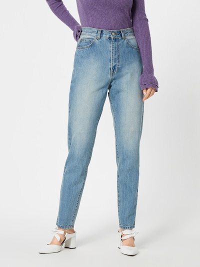 Dr. Denim Jeans 'Nora' in blue denim, Modelansicht