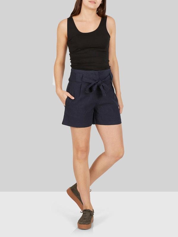 Y.A.S Schleifen Shorts