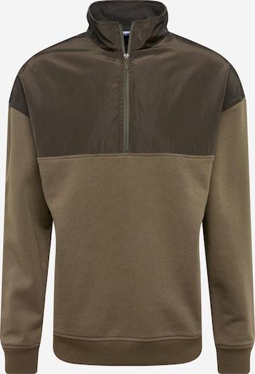 Megztinis be užsegimo 'Military Troyer' iš Urban Classics , spalva - alyvuogių spalva, Prekių apžvalga