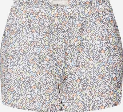 Iriedaily Shorts de bain 'Funky Boardshort' en mélange de couleurs, Vue avec produit