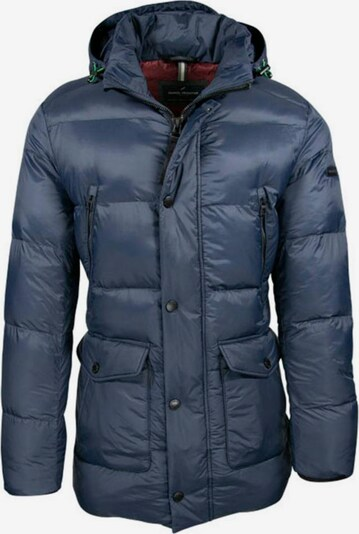 DANIEL HECHTER Winterparka in blau, Produktansicht