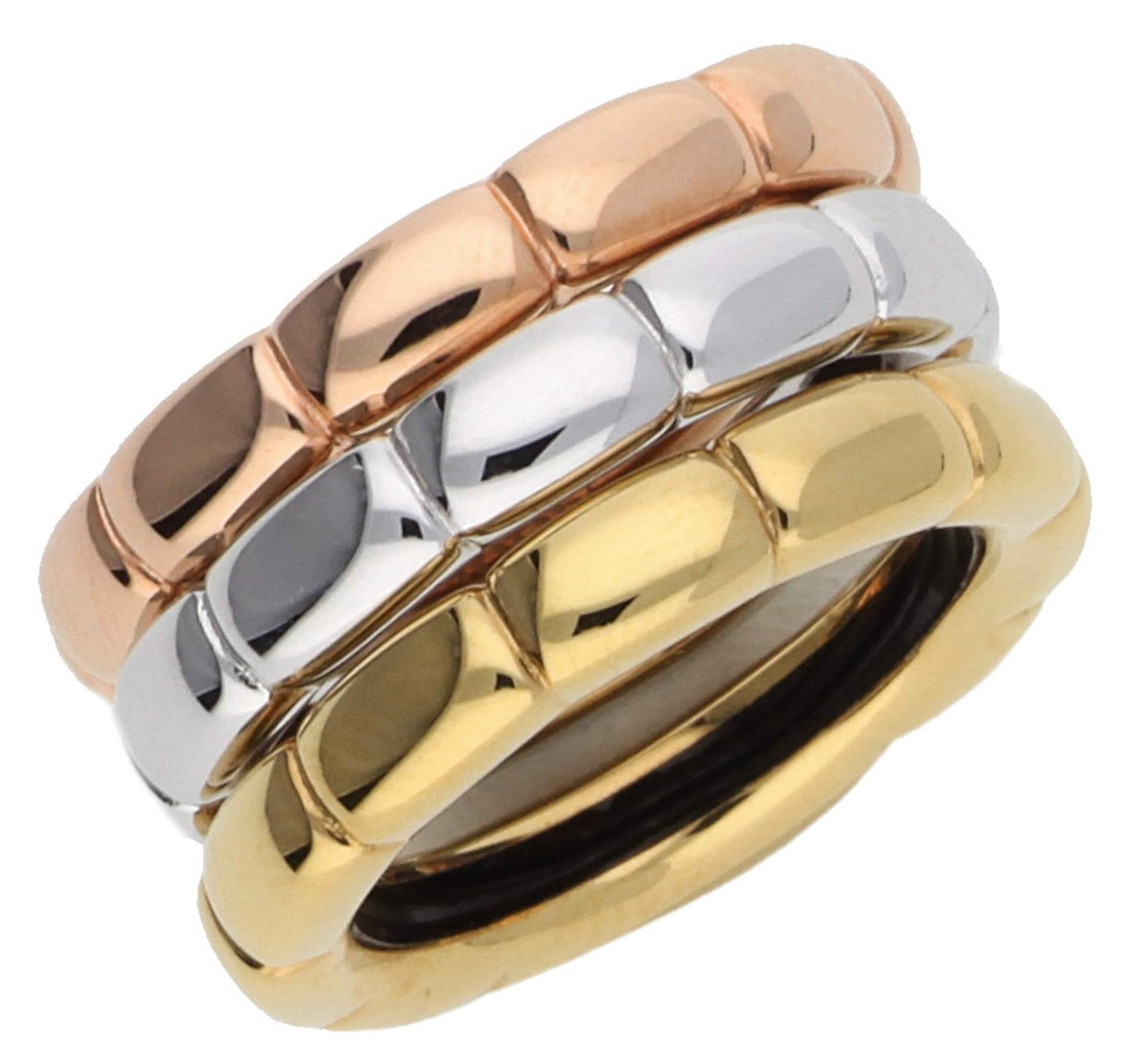 JOOP! Damen Fingerring Silber Gold Lia JPRG90729A Billiges Outlet-Store ugQWY