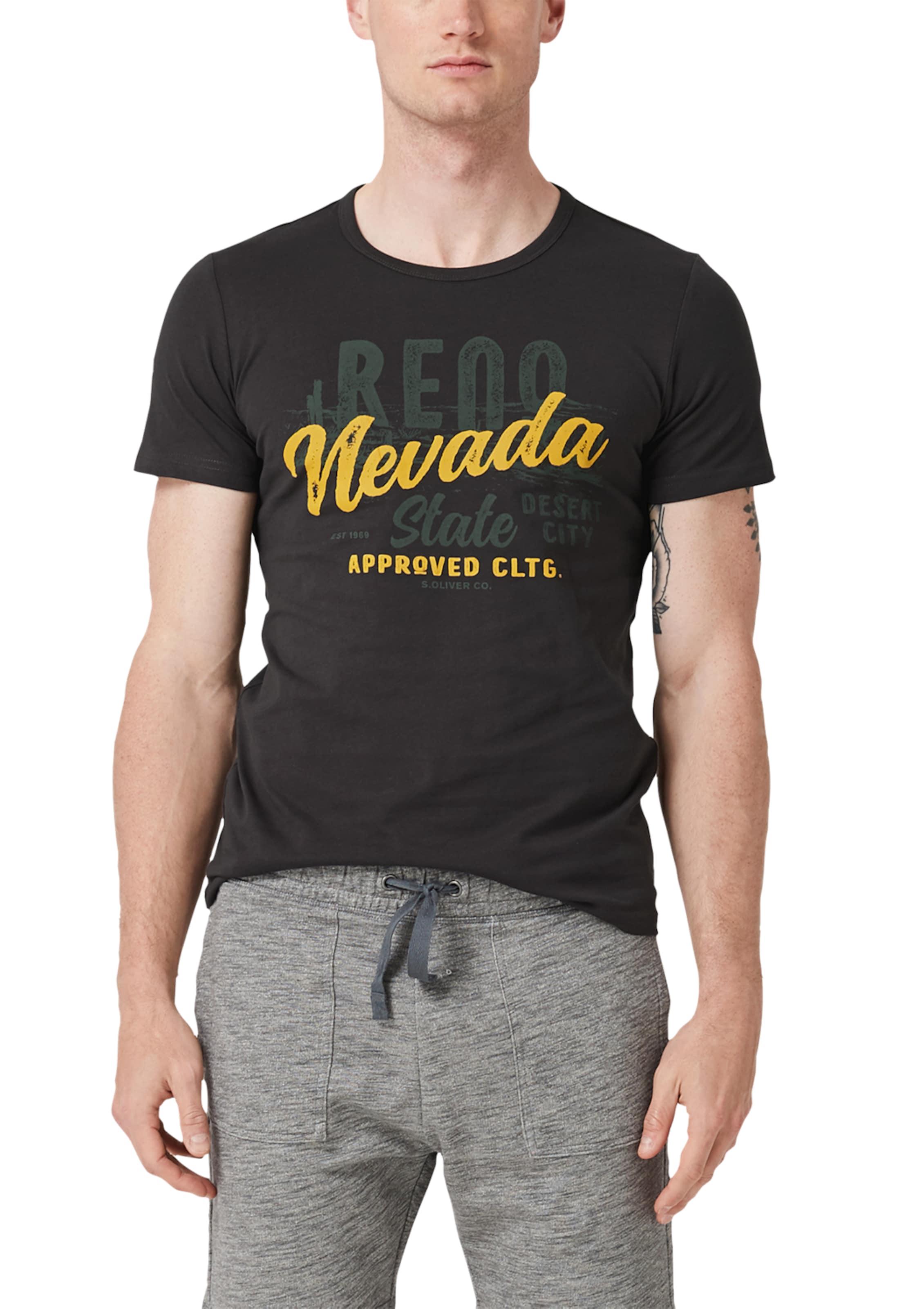 In SenfSchwarz Jerseyshirt oliver S xQeEroBWdC