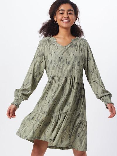 Soft Rebels Kleid in grün, Modelansicht
