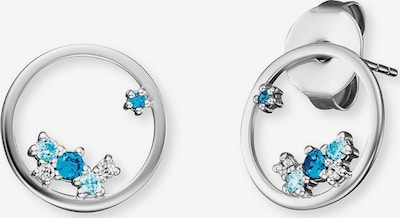 Engelsrufer Ohrringe 'Cosmo' in blau / silber, Produktansicht