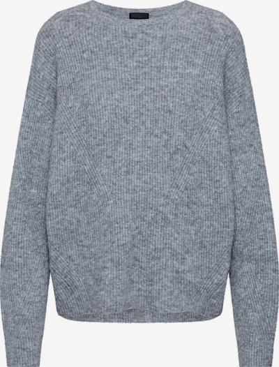 DRYKORN Sweter 'TIMIRA' w kolorze nakrapiany szarym: Widok z przodu
