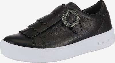 bugatti Slip-On in schwarz, Produktansicht