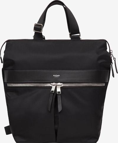 KNOMO Rucksack 'Mayfair Cap City' in schwarz, Produktansicht