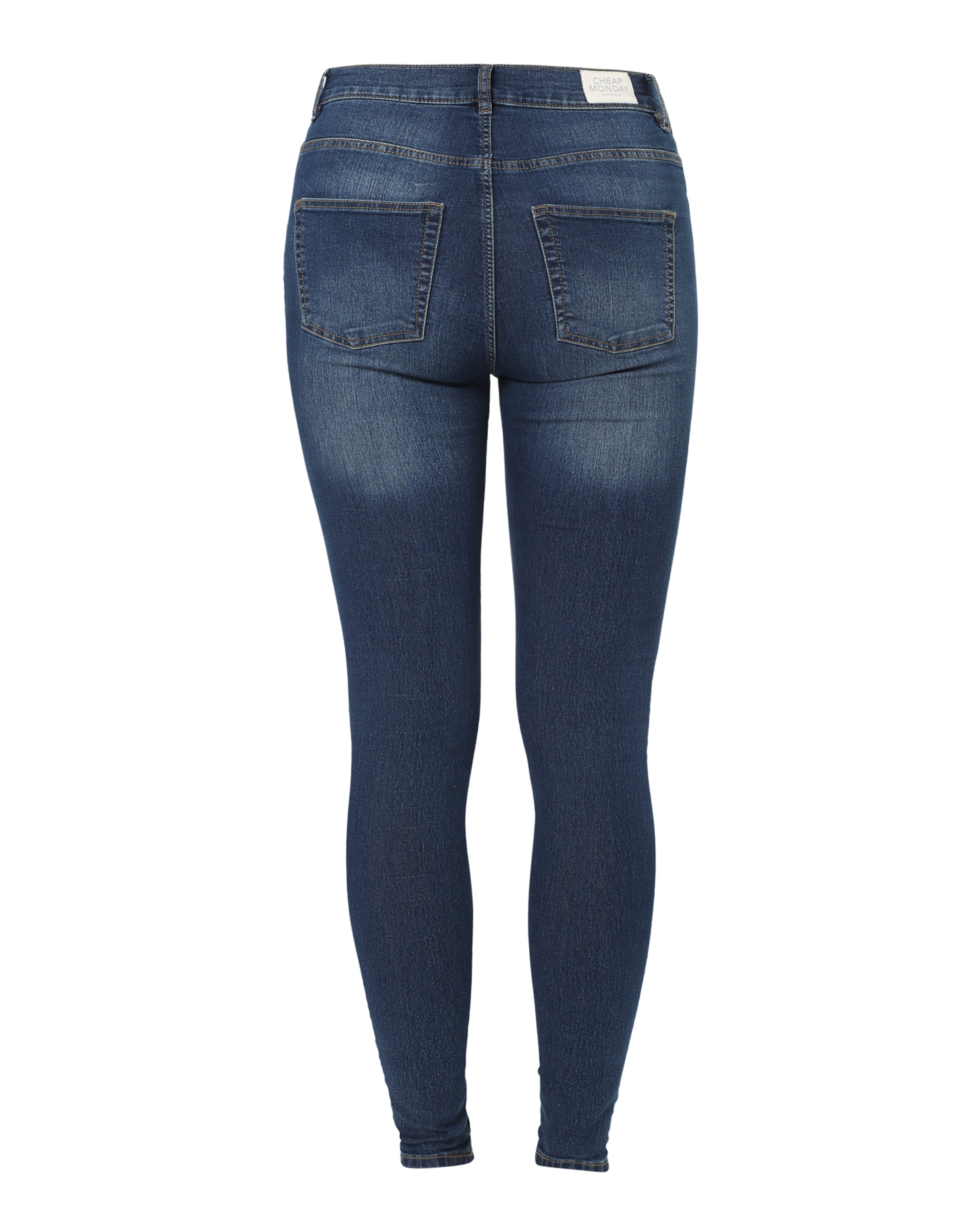 Cheap Monday Jeans In Blau Skinny rWodCxBe