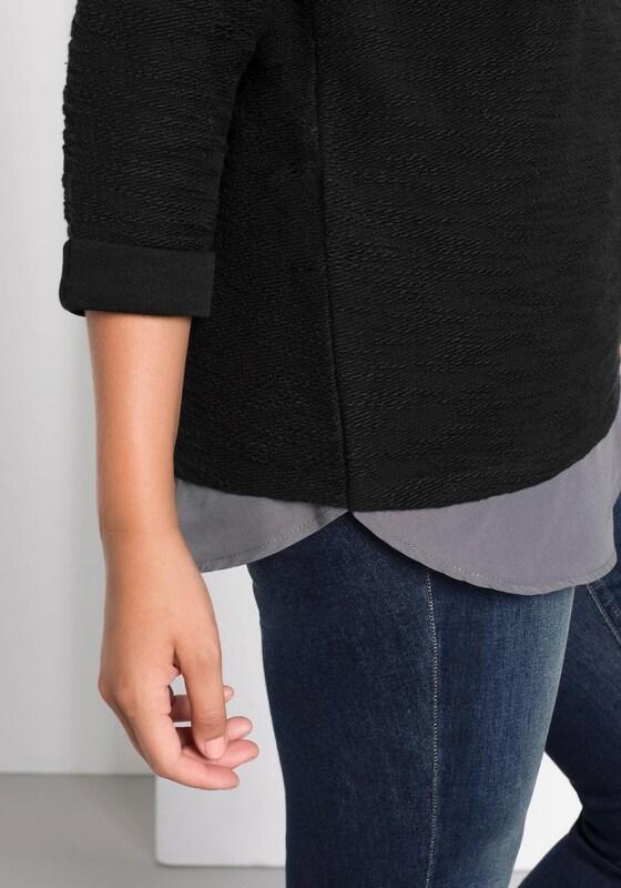 sheego casual Sweatshirt