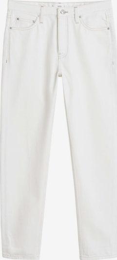 MANGO Jeans in weißmeliert, Produktansicht