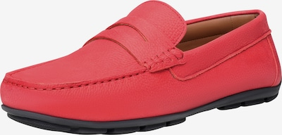SHOEPASSION Mokassins 'No. 16 MM' in rot: Frontalansicht