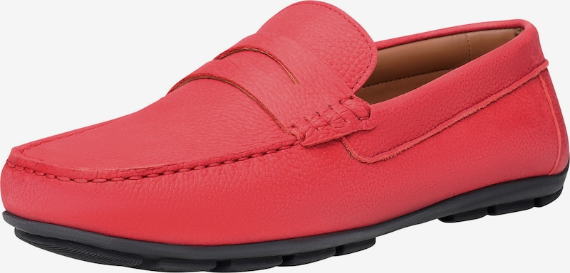 SHOEPASSION Mocassins 'No. 16 MM' in Rood WVAIVIes