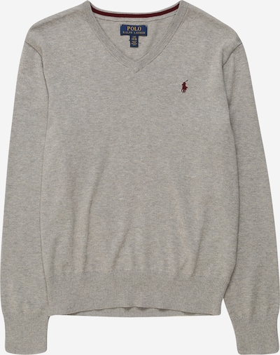 POLO RALPH LAUREN Pullover in grau, Produktansicht