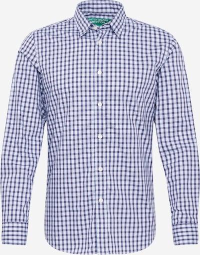 UNITED COLORS OF BENETTON Košile - světlemodrá / tmavě modrá, Produkt