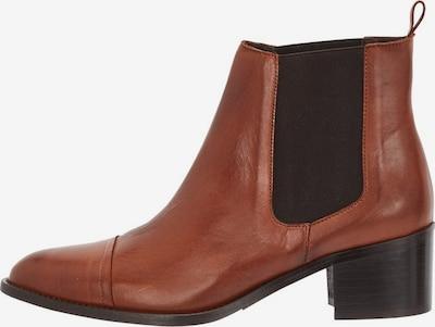 Bianco Chelsea Boots in cognac, Produktansicht