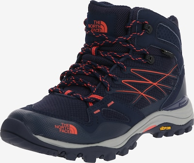 THE NORTH FACE Sport-Schuhe 'Hedgehog Fastpack' in dunkelblau / orange, Produktansicht