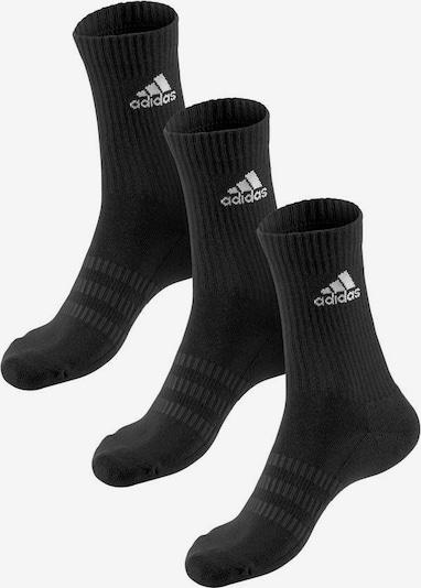 Sportinės kojinės iš ADIDAS PERFORMANCE , spalva - juoda / balta, Prekių apžvalga