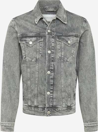 Calvin Klein Jeans Tussenjas in de kleur Grey denim, Productweergave