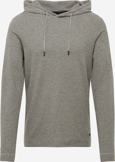 BOSS Sweatshirt in de kleur Lichtgrijs, Productweergave