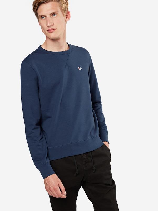 Champion Authentic Athletic Apparel Sweatshirt In Melange-optik