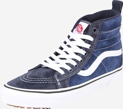 VANS Augstie apavi 'Sk8-Hi Mte' pieejami zils / kamuflāžas / balts, Preces skats