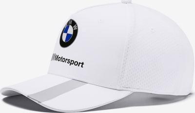 PUMA Cap 'BMW Motorsport' in saphir / schwarz / weiß, Produktansicht