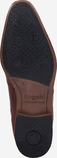 bugatti Schuhe in braun: Ansicht von unten