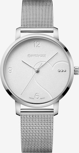 WENGER Uhr 'Metropolitan Donnissima' in silber, Produktansicht