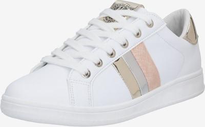 H.I.S Niske tenisice u zlatna / bijela, Pregled proizvoda
