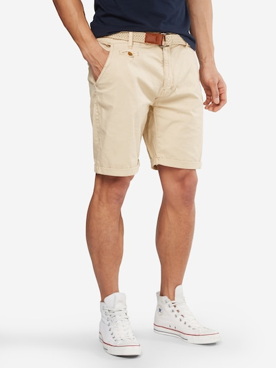Indicode Jeans Chino Conor In Beige