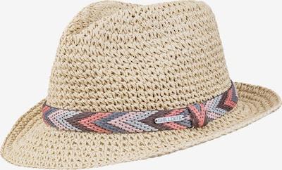 chillouts Chapeaux 'Medellin Hat' en blanc naturel, Vue avec produit