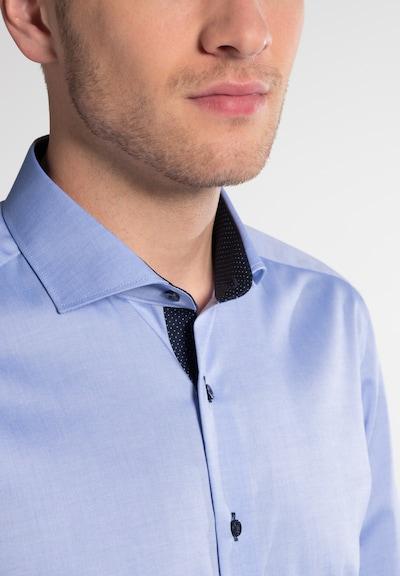 ETERNA Langarm Hemd SLIM FIT in blau, Produktansicht