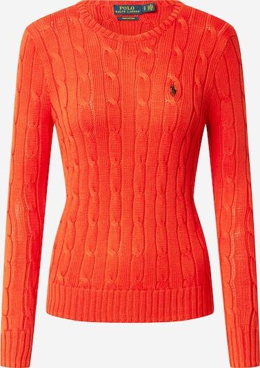 POLO RALPH LAUREN Pullover in blau / rot, Produktansicht