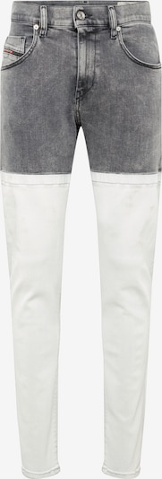 DIESEL Jeans in de kleur Grey denim / White denim, Productweergave