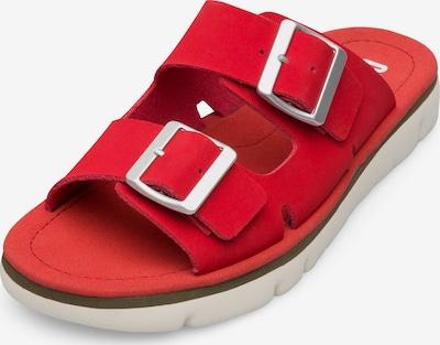 CAMPER Sandale 'Oruga' in rot, Produktansicht