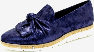 MARCO TOZZI Slipper in navy, Produktansicht