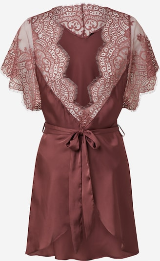 Hunkemöller Robe de chambre en rose, Vue avec produit